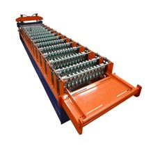 cheap sale high capacity k type long span glazed tlie roll forming machine for building materials