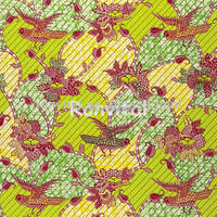 Item No.042651 Fashion batik clothing /Veritable batik printing blocks /Veritable indonesian batik fabric