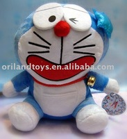 stuffed plush Doraemon