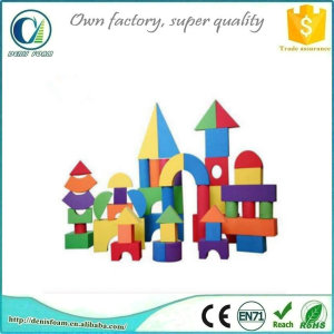 Factory Direct Sale EVA Toy Brick Foam