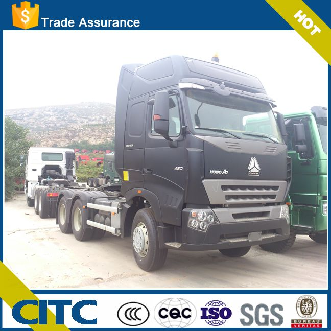Howo HP 371 6*4 tow heavy duty truck for sale