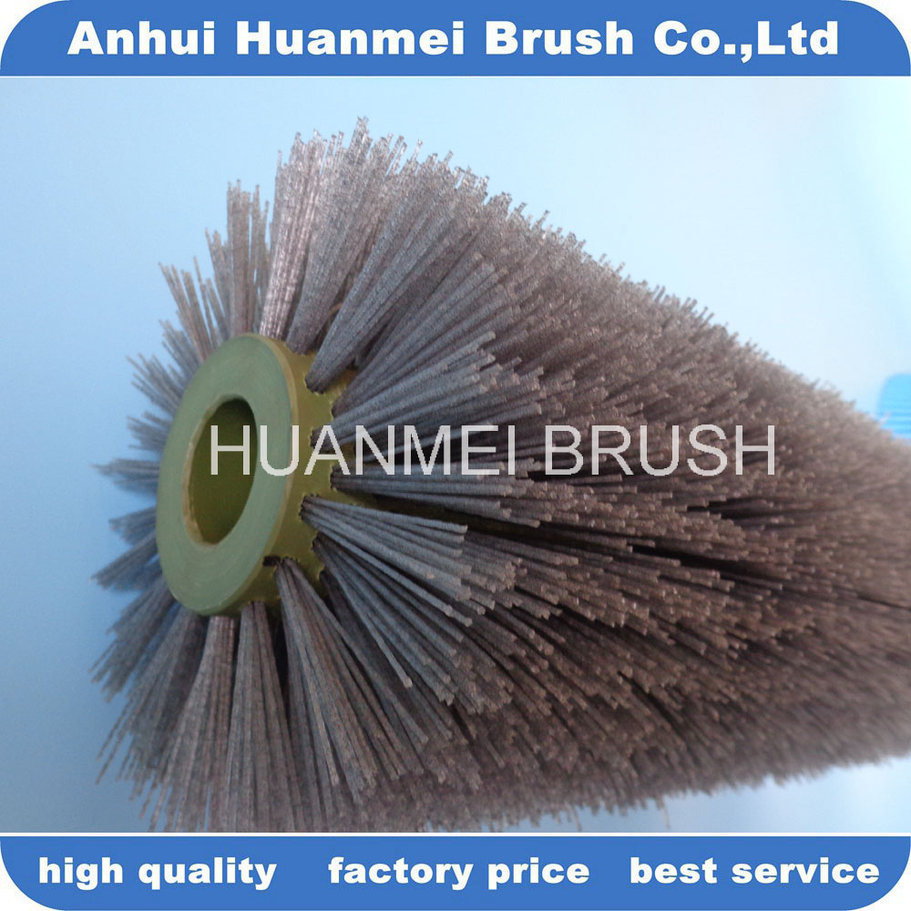 Wholesale Abrasives Wire Brush Industrial Coil Brushes