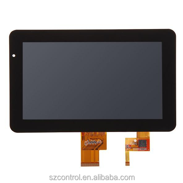 7'' 1024x600 LCD <strong>module</strong> with Projected Capacitive Touch ED070NA-01N