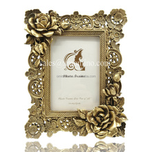 Antique Design Golden Picture Photo Frame