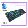2.4GHz Rii Mini Wireless Touchpad Keyboard with Remote Control