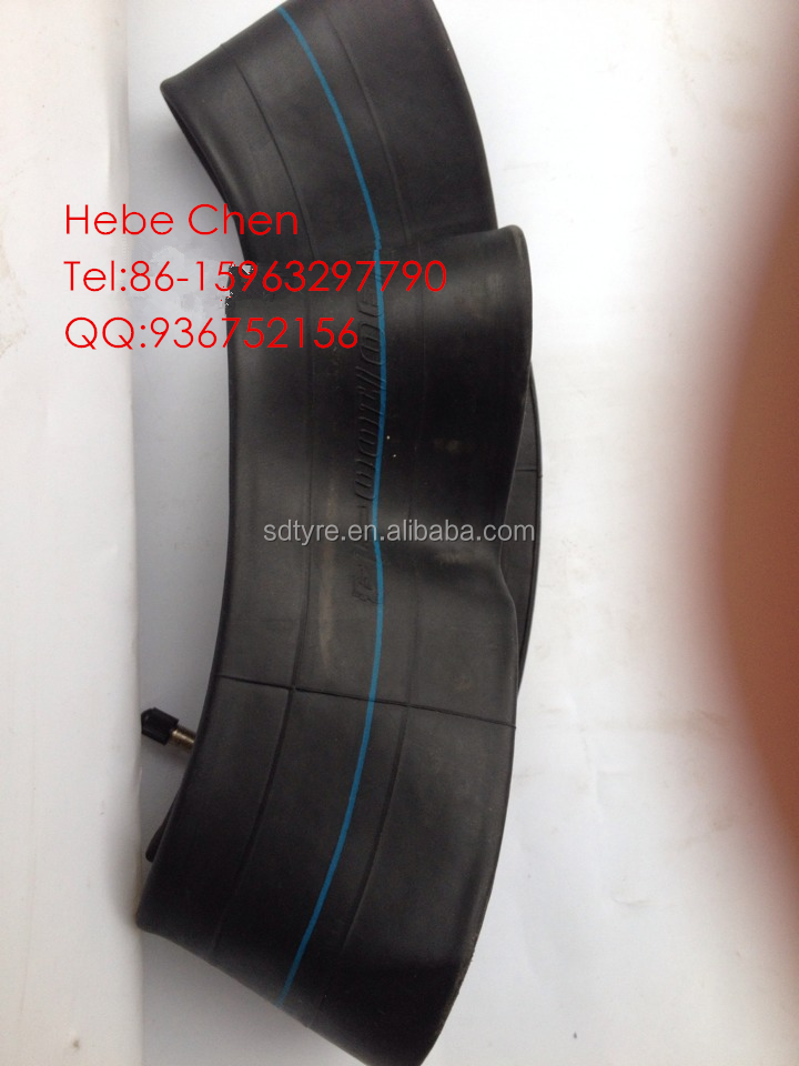 Butyl rubber motorcycle tire tube 90/90-19