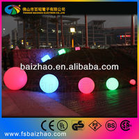 colour changing led ball lights