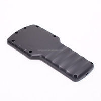 OEM black ABS injection molding plastic products