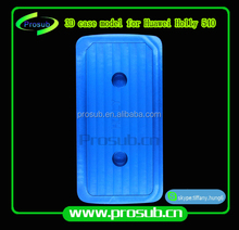 3D sublimation mobile phone case cover plastic injection mould for SFP-HW holly