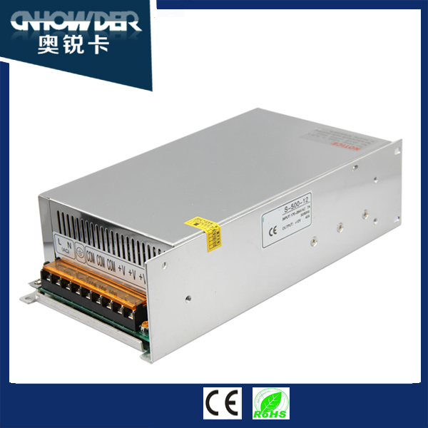 Factory price Stable DC voltage source 24v 500w led power supply 24vdc switching power supply 1000w