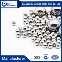 Wholesale sus 316 g200 stainless steel ball 6.35mm 7.9732mm
