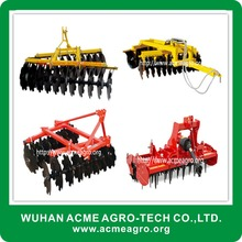 farm machinery tractor 3 point linked disc harrow for sale
