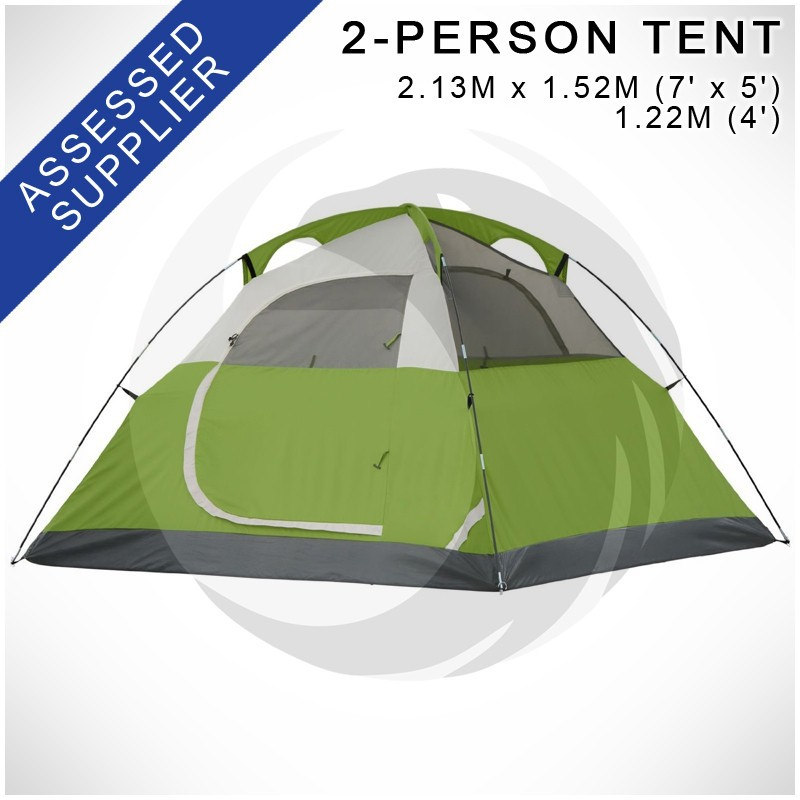 "Camping 2 Person Tents (Eaglesight OEM) - SUBSTITUTE to ""C0LEMAN Sundome 2-Person Tent"""