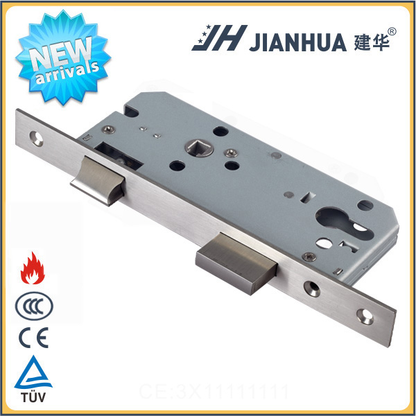 Euro profile Mortise Lock 85 series/High Quality stailess steel door Lock/Mortise Lock For hotel