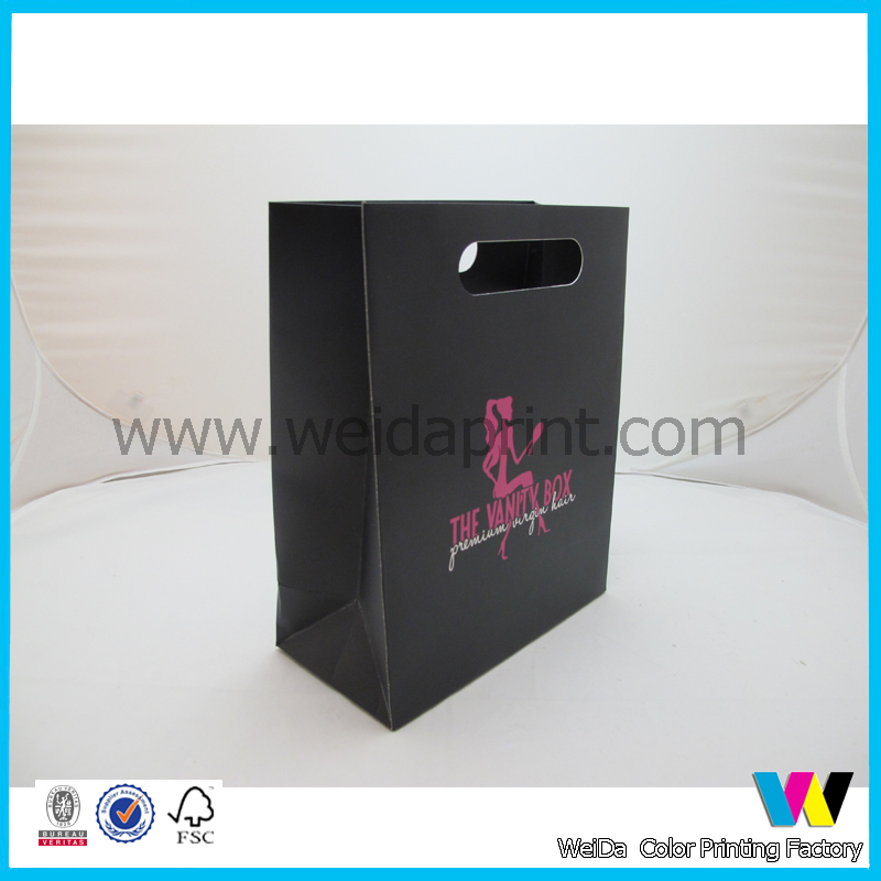 Hair extension packaging/ hair packaging pillow box/hair packaging bags