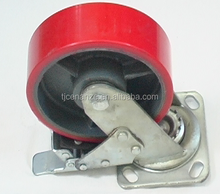 scaffolding caster wheels(with or without brake)