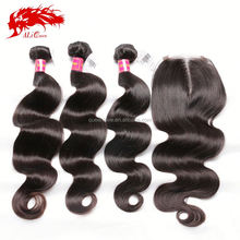 cheap brazilian body wave weave bundles accept paypal 14 inch ombre hair extension