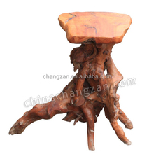 Soil ebony carving century flower pot flower living room furniture wood carving ornaments