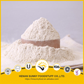 Creamy white color garlic powder natural ingredients