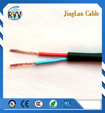 2 cores 3 cores 4 cores 0.75mm Flex PVC Copper Cable