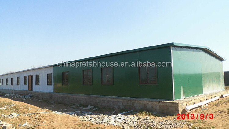 New Yaoda prefabricated houses in thailand