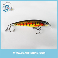 pike salmon trout bass fishing lure minnow lure blanks hard body lures