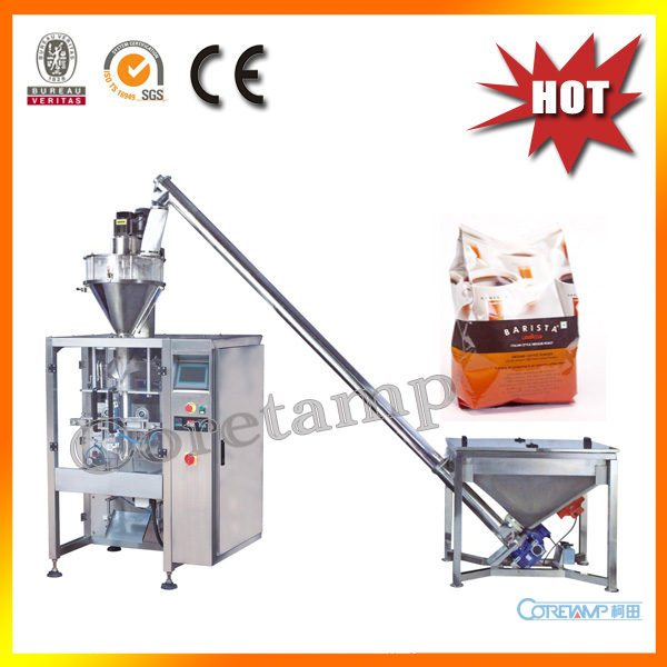 Full Automatic cocoa,milk,spice,sugar powder packing machine