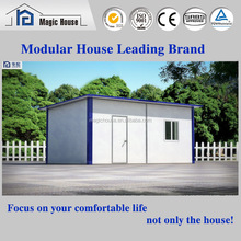 prefabricated Chinese houses solid sanwich panel house portable office warehouse