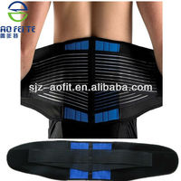 High Quality Elastic Mens Wasit Support Elastic Waist Support Belt with CE&
