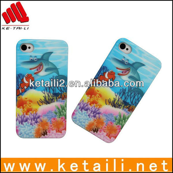 New arrival custom colorful hard pc pretty case for iphone5/6