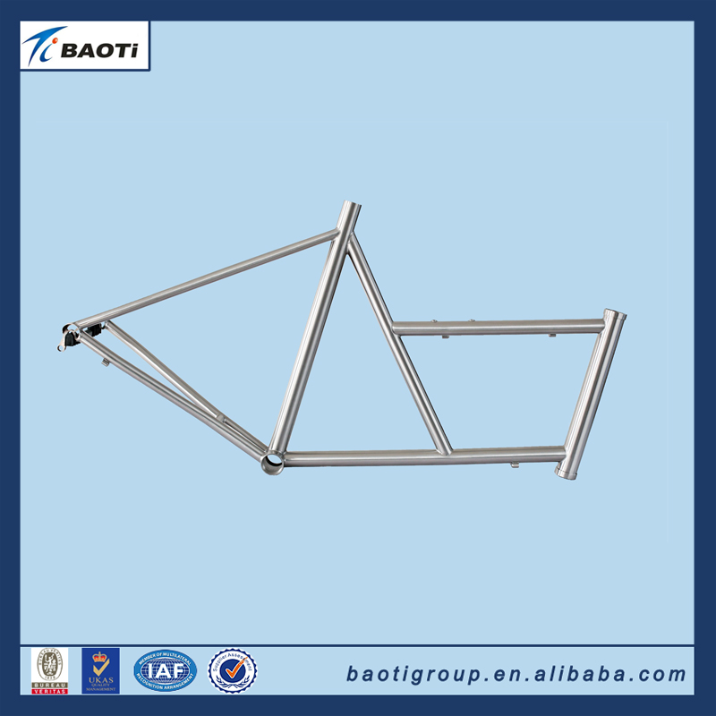 BAOTI good quality bicycle frame for motorized bike