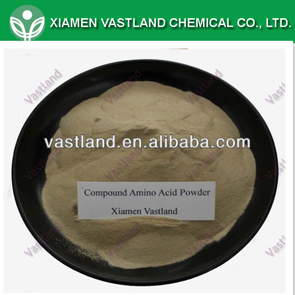 Fish amino acid fertilizers for tea plant