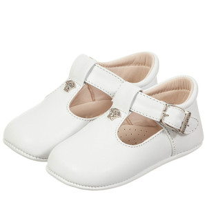 2017 Spring Baby Shoe Calf Leather Comfortable Upper Cute Shoes For Baby Factory In China