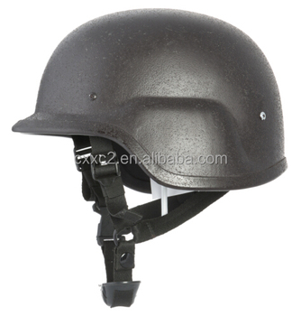 Tactical Bulletproof Helmet PASGT for Military Use