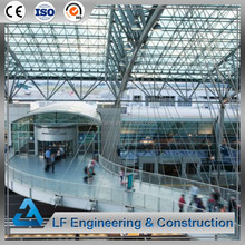 Famous building light frame steel roof trusses prices