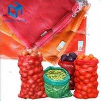 Buy Direct From China Manufacturer 25KGS Biodegradable Onion And Potato Mesh Bag