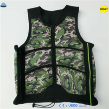 durable confort PFD life jacket fishing vest,low MOQ