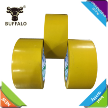 PVC Floor Marking Underground Detectable Cable Warning Tape