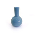 new product for 2014 blue ceramic exotic vases