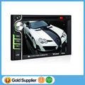 Super Touch Screen Double Din Car DVD Player with Bluetooth MP4/MP3 Player Universal DVD player