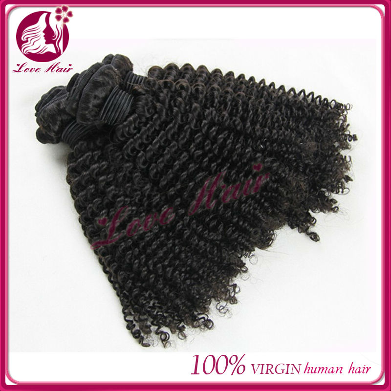 Virgin Brazilian Hair <strong>manufacturing</strong> ,Wholesale raw hair alibaba china ,20inch kinky curl cheap virgin brazilian hair