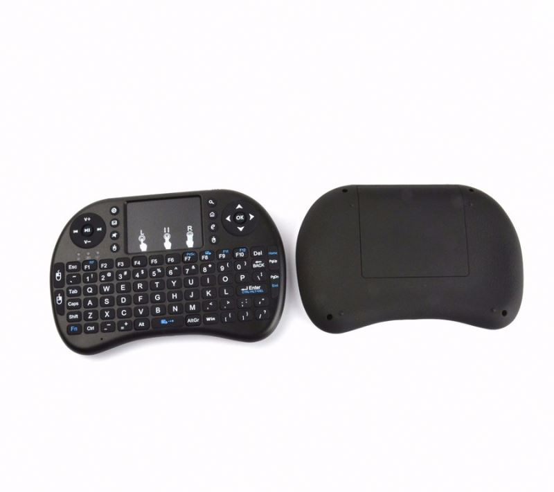 Backlit i8 Air Mouse 2.4G Mini Wireless Keyboard Touchpad Remote Control for Android TV BOX X96 T95 M8S Backlight PC PS3 Gamepad