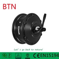 High quality CE approved hot sale China brushless geared hub motor