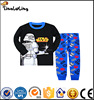 Retail American Star Boys Girls Cartoon Comic Print Pyjama Nightwear Loungewear Homedress minions pajamas