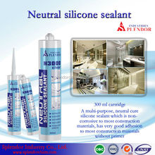 Neutral Silicone Sealant supplier/ silicone sealant for laminated wood/ fish tank silicone sealant