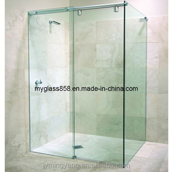 2014 gourmet fruit glass cutting boards aluminium frame toughened glass steam shower room with csi certificate