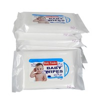 Disposable Baby Dry Wipes Oem Free