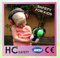 HC706 CE and ANSI baby safety kids sleeping pink ear muffs