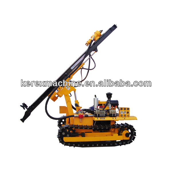 Durable and nice design bauer drill rigs HC725B from Kerex,