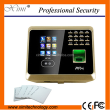 Linux system TCP / IP network biometric facial and fingerprint time attendance and access controller